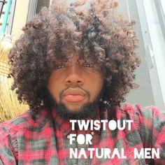 Natural Black Guys Rock : Photo
