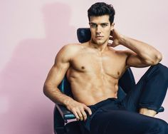 ABT principal dancer Roberto Bolle. Born in Casale Monferrato, Italy on March 26, 1975, Bolle's remarkable good looks have also led him to be featured in fashion ad campaigns for Armani and Ferragamo.