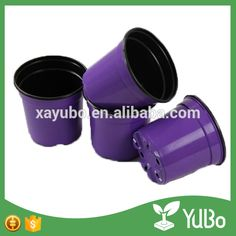 Hot Sale Custom Size Colorful Plastic Flower Pots with Holes For Plants Nursery Wholesale Nursery, Plastic Flower Pots, Nursery Quotes, Plant Nursery, Potted Plants, Garden Pots, Office Decor, Planting Flowers, Home And Garden