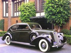 1938 Lincoln Judkins Styling by Letourneur et Marchand - (Lincoln Motor Company, a division of Ford Motor Company, Dearborn, Michigan Ford Motor Company, Lincoln Motor Company, Retro Cars, Vintage Cars, Antique Cars, Lincoln Models, Classy Cars, Mercedes, Lincoln Continental
