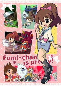 Youkai Watch, Bullet Journal Banner, Anime Watch, Disney Xd, Cute Anime Pics, Cartoon Art Styles, Anime Chibi, Toys For Boys, Amazing Art