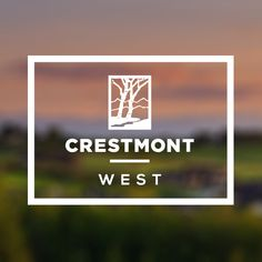 Located just off Highway 1, on the west side of Calgary, Crestmont West offers a secluded community setting just minutes away from the busy city. Featuring pristine panoramic views of the mountains, Crestmont West provides a perfect balance of work, play, and unspoiled natural green space.