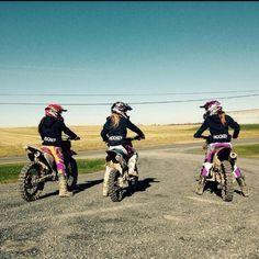 best friends, hockey, and motocross Bild