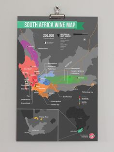 South Africa Wine Map. http://shop.winefolly.com/collections/regional-wine-maps/products/south-africa-map