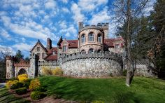 Searles Castle, New Hampshire