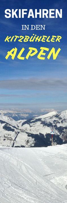 Skifahren in den Kitzbüheler Alpen    Österreich    Austria