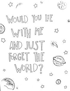 Chasing Cars - Snow Patrol. Another one of my many favorite songs.