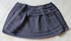 Brassière Bébé / Explications tricot en par LittleFrenchKnits