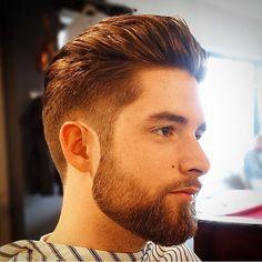 Haircut by barbertownworcs http://ift.tt/25iR0tR #menshair #menshairstyles…