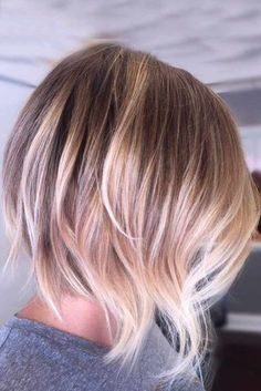 Glamorous Layered Bobs picture3