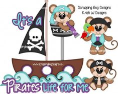 Its a pirates life for me