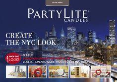Look Book! Jonathan Adler for PartyLite Collection www.partylite.biz/candleguysrok