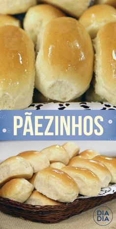 Pãezinhos Pan Bread, Bread Baking, Bread Machine Recipes, Bread Recipes, Our Daily Bread, Gourmet Recipes, Sweet Recipes, Vegetarian Recipes, Portuguese Recipes