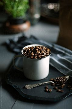Coffee Beans by Darren Muir | Stocksy United                                                                                                                                                                                 More
