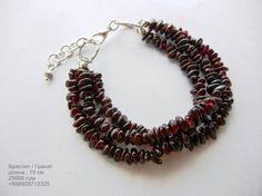 Garnet bracelet #jewelryForSale #naturalpearls #pearl #stones #naturalstones#jewelry #tashkent #handmade #жемчуг #стиль #ташкент #мода #натуральныйжемчуг #разумныецены