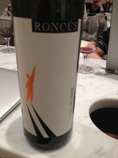 2008 Roncus - Merlot, Cab Franc Ruby red with garnet reflections. Cherry vanilla and grassy notes on the nose. Dry, soft, good balance, fruity and earthy on the palate. BP: Buy at 12 euro retail.