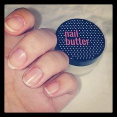 Nail Butter | The Nail Treatment.