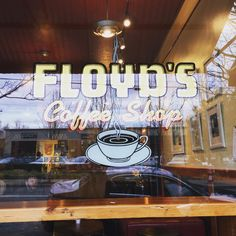 Floyd's on SE Morrison and in Old Town.