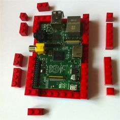 Raspberry Pi - If you have kids that love computing, buy them a Raspberry Pi. $35 in Canada.  Lego not included!