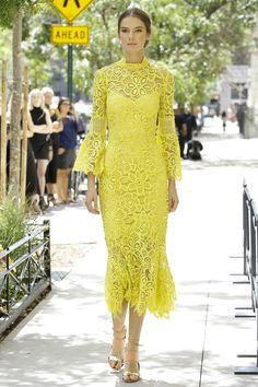 Lela Rose - Spring 2017 Ready-to-Wear