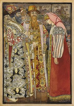 Ivan Bilibin. Russian Folklore Illustration | Flickr - Photo Sharing!