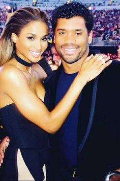 25 Celebrity Couples Who Love Being In Love Ciara Wilson, Ciara And Russell Wilson, Famous Celebrity Couples, Famous Couples, Black Couples, Couples In Love, Ayesha And Steph Curry, Love Of A Lifetime, Longest Marriage