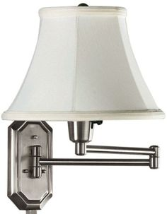 Traditional Swing-Arm Wall Lamps - Wall Lighting from HomeDecorators.com