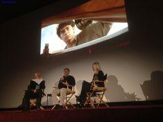 """Chronique d'une avant-première """"L'Odyssée de Pi"""" suivie d'une masterclass avec son réalisateur Ang Lee."""