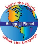 Bilingual Planet, Spanish/English resources for children