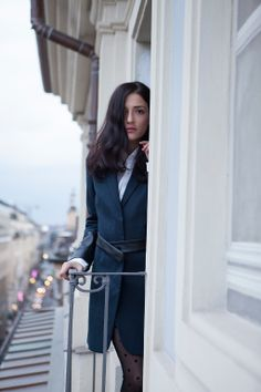 Eleonora Carisi wearing Holiday Mixer Collection http://www.joujouvilleroy.com/tommy-hilfiger-the-holiday-mixer/