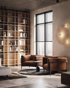 best modern home interior design ideas Contemporary Interior Design, Luxury Interior Design, Modern Interior, Interior Architecture, Modern Furniture, Furniture Design, Interior Colors, Furniture Projects, Furniture Makeover