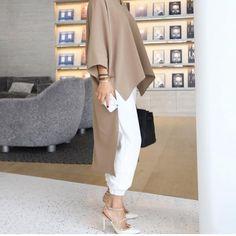 """1,210 Likes, 16 Comments - Style In Saudi (@styleinsaudi) on Instagram: """"للمحجبات، مع شوي تعديلات#styleinsaudi #fashion #saudi #style #trends #saudiwomen"""""""