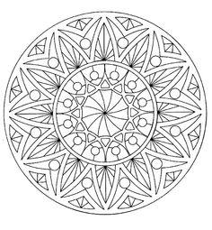Mandala 542
