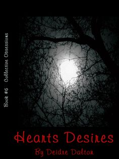 "Old working cover for ""Hearts Desires."