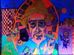 NEON GNOME KING'S DREAM by Crimson77Gnome.deviantart.com on @DeviantArt