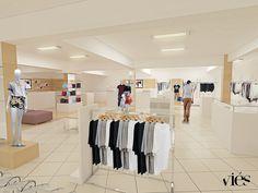 D LUIGI - Loja de moda feminina, masculina, infantil, acessórios e cama, mesa e banho - Barroso / MG | por viesdesign