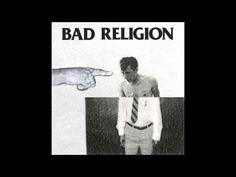 Bad Religion lança nova música