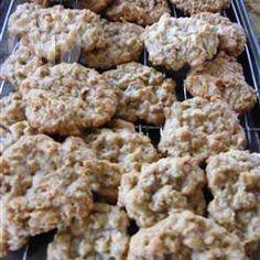 Australische Anzac Biscuits mit Macadamianüssen
