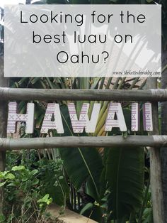 Looking for the best luau on Oahu? Here is a guide to the absolute best luau on island!
