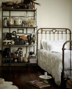 shelves full of treasures!
