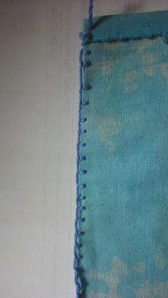 Blanket stitch Blanket Stitch, Textiles, Projects, Hundertwasser, Log Projects, Cloths, Textile Art