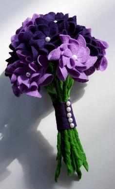 keçe çiçek kalıpları ve yapımı (9)