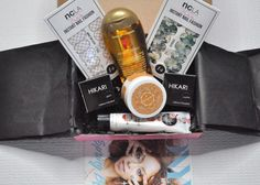 We Are Onyx Beauty Box Subscription Box Review - April 2016 - Read our review of the April 2016 Onyxbox Subscription Box!