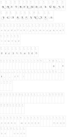 Aracme Waround Font | dafont.com