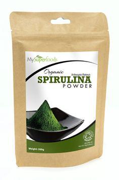 Spirulina Organic SuperFoods