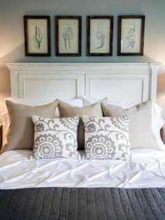 Get the fixer upper bedroom look. Lots of copycat items to recreate the look!