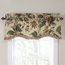 "Laurel Springs 50"" Curtain Valance"