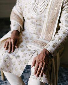 #Sabyasachi #Menswear #RealGroom @skanwar #HandCraftedInIndia #Toronto #Canada #IncredibleIndianWeddings Styled by @bridelanindia Stylist #NishaKundnani #TheWorldOfSabyasachi