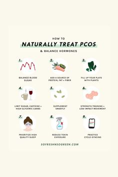 Wellness Activities, Wellness Tips, Health And Wellness, Good Health Tips, Health Advice, Pcos Diet Plan, Best Diet For Pcos, How To Treat Pcos, Pcos Symptoms