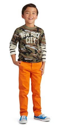 Fresh style for boys. They often get overlooked by designers. FabKids is giving them something to get excited about.